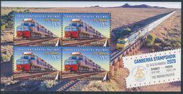 AUSTRALIA 2020 - CAMBERRA STAMPSHOW 2020 MIniature Sheet MNH - 2010-... Elizabeth II