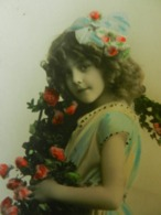 CPA  FILLETTE   Grete Reinwald - Portraits