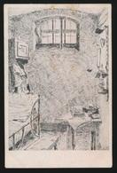 SIEGBURG 1917    Artiste -  Siegburg, Kriegsgefangenenlager  Prison   CEL - Autres