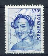 Senegal, 370f., Linguère, 2002, VFU - Senegal (1960-...)