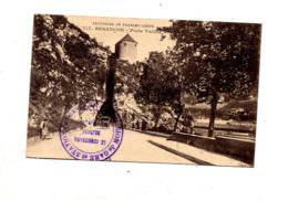 Carte Besançon Porte Taillee  Franchise Militaire  Commission ? - Besancon