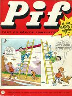 Pif Gadget N° 25 - Rahan - Teddy Ted - Pif Gadget