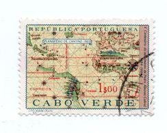 CAPE VERDE»1968»USED - Kaapverdische Eilanden