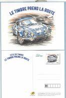 2018 FÊTE DU TIMBRE - Prêts-à-poster:Stamped On Demand & Semi-official Overprinting (1995-...)