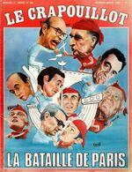 Magazine Le Crapouillot Nouvelle Série N°68 - La Bataille De Paris - Février-Mars 1983 - Books, Magazines, Comics