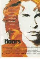 AFFICHE DE CINEMA SUR CARTE:  THE DOORS De Oliver Stone - Posters On Cards