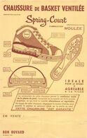 VP-GF.20-164 : CHAUSSURES DE BASKET VENTILEE. SPRING-COURT. - Schuhe
