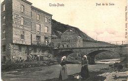 TROIS-PONTs   Pont De La Salm. - Trois-Ponts
