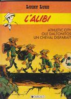 """LUCKY LUKE, """"L'ALIBI, ATHLETIC CITY, OLE DALTONITOS, UN CHEVAL DISPARAIT"""" Morris - Livres, BD, Revues"""