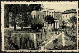 ACADEMIA BELGICA - Via Omero - Valle Giulia - Rome - 2 Scans - Education, Schools And Universities