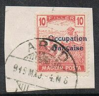 HONGRIE N°41 SUR FRAGMENT - Ungarn (1919)