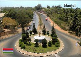 1 AK Gambia * Die Hauptstadt Banjul * - Gambia