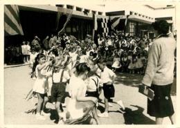 LE HAVRE MATERNELLE DES GOBELINS 1955 PHOTO ORIGINALE 10 X 7 CM - Plaatsen