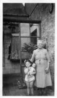 ANOR COMMUNE DU NORD 1952   PHOTO ORIGINALE  11 X 6.50 CM - Plaatsen