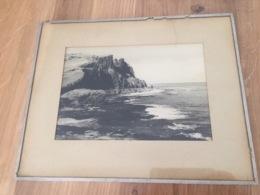 974 - La Réunion - LE CAP CHAMPAGNE - ST PAUL ST GILLLES - PHOTO AUTHENTIQUE  SOUS CADRE - Places