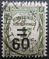 FRANCE Taxe N°52 Oblitéré - Taxes