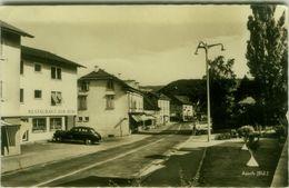 SWITZERLAND - AESCH - RESTAURANT ZUR REBE - EDIT HUGO KOPP - RPPC POSTCARD 1950s ( BG8996) - BL Bâle-Campagne