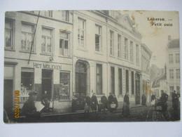 Belgien Flander Lokeren, Petit Coin Het Moleken, Feldpost 1917 (46884) - Guerre 1914-18