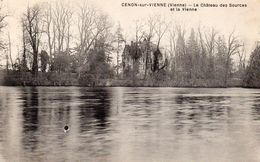 CENON Sur VIENNE  Château Des Sources Et La Vienne - France