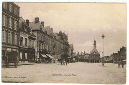 Péronne / La Grande-Place / Restaurant Lemire / DND / Ed. Loyson - Peronne