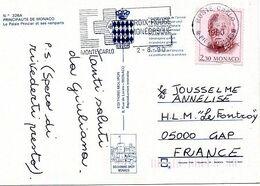 Croix -Rouge  Monégasque 1990 - Machine Stamps (ATM)
