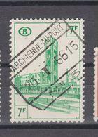 COB 343 Oblitération MARCHIENNE-AU-PONT - 1952-....