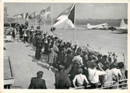 AVIATION - SABENA Au Revoir Aux Passagers Pour Le Congo Belge - 1946-....: Ere Moderne