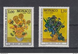 Monaco Michel Cat.No.    Mnh/** 1345/1346 - Monaco