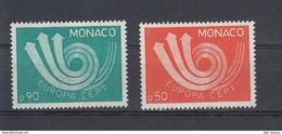 Monaco Michel Cat.No.    Mnh/** 1073/1074 - Monaco