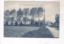 CPA DPT 59 HAVERSKERQUE, L EGLISE En 1928! - Sonstige Gemeinden
