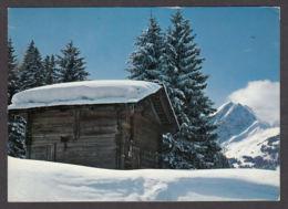 109298/ ADELBODEN, Chalet Mondial Des Eclaireuses, *Our Chalet*, Campsite - BE Bern