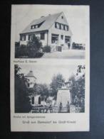 AK KLOSTER LEHNIN DAMSDORF Bei Gross Kreutz Ca.1915  //  D*45112 - Lehnin