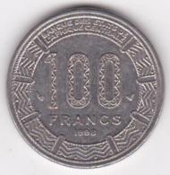 Banque Des Etats De L'Afrique Centrale (B.E.A.C.) 100 Francs 1998 - Monedas