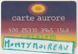 Télécarte : Carte  Aurore  , Cetelem - Frankreich