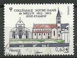 FRANCIA 2013 - YV 4743  - Cachet Rond - Francia