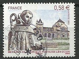 FRANCIA 2013 - YV 4802  - Cachet Rond - Francia