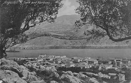 ARGOSTOLI - GRECE - TOWN AND HARBOUX - ECRITE EN 1915. - Grecia
