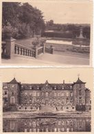 HALLE LEMBEEK KLEIN NOVICIAAT  Uitzicht Op De Vijver En Park Oostgevel Van Het Kasteel - Halle