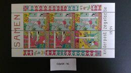 Nederland 1994 Kinderzegels Blok - Unused Stamps