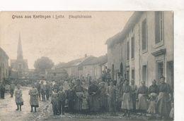 57) KERLING LES SIERCK - GRUSS AUS KERLINGEN - Belle Animation !! (1907) Rare !! (AW) - France