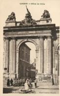 80 - Corbie - Hôtel De Ville - Animée - Carte Neuve - CPA - Voir Scans Recto-Verso - Corbie