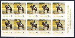 2014 Australia Equestrian Events Horses Complete Set Of 5 Booklets MNH @75% Face Value - Pferde