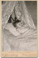 CABINET - Enfant Post Mortem Par Lefièvre Couton à Clermont-Ferrand (ca 1900) (BP) - Fotos