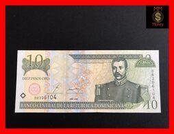 DOMINICANA 10 Pesos Oro 2000  P. 159  Printer  FCO  UNC - Dominicana