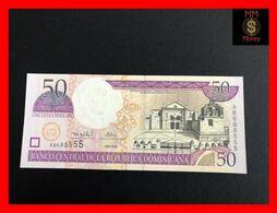 DOMINICANA 50 Pesos Oro 2000  P. 161  UNC - Dominicana