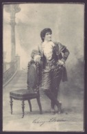 PALMIRA BASTOS Palmira Actriz Do Teatro Nacional D.Maria II (Lisboa) PORTUGAL 1900s - Teatro