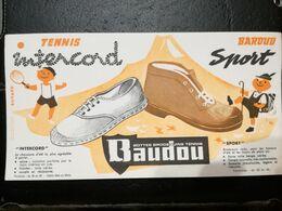 2 BUVARDS BAUDOU - Schuhe
