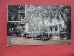 Duke Hall   Orlando  Glue Stain Back --------Florida >    Ref 4243 - Orlando