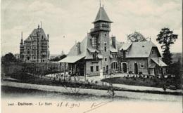 Dalhem Le Sart Circulée En 1903 - Dalhem