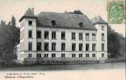 Château D'Esquelmes Circulée En 1907 - Pecq